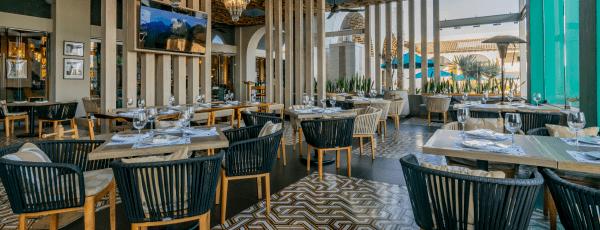 Interior de Riviera Pacific Grill By Kabande