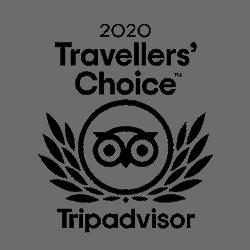 Certificado de TripAdvisor de 2020