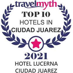 Certificado de Travelmyth en Hotel Lucerna Juárez